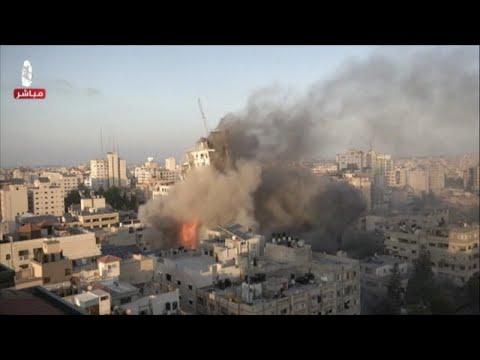 Chilenos en Israel y Palestina detallan en primera persona el conflicto: ya hay más de 100 muertos