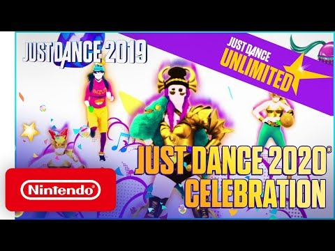 Just Dance 2019 - Just Dance 2020 Celebration Trailer - Nintendo Switch