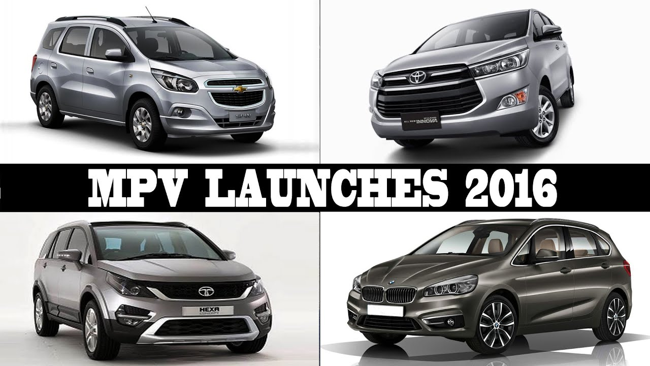 Upcoming New 7 Seater Family Cars Aka MPVs In India   YouTube