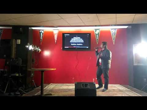 Tum Hi Ho - University of Cincinnati Desi Karaoke night - Sachin Antony