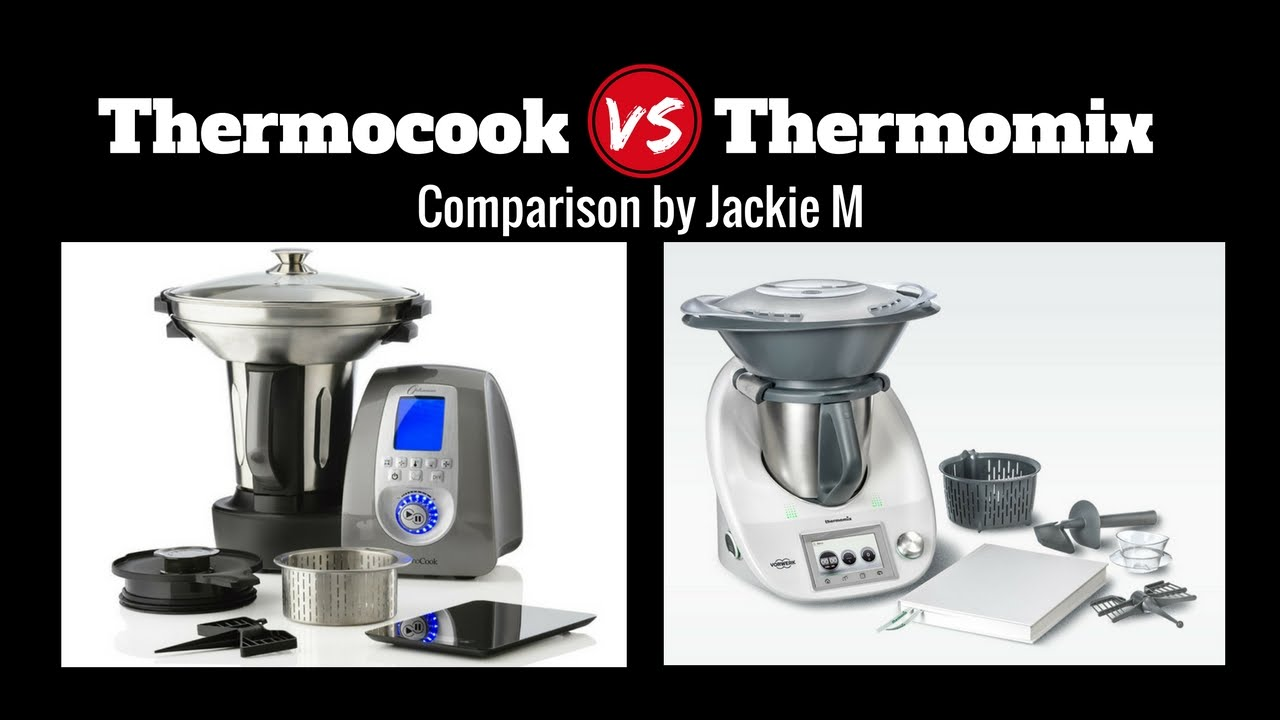 thermocook vs thermomix review youtube. Black Bedroom Furniture Sets. Home Design Ideas
