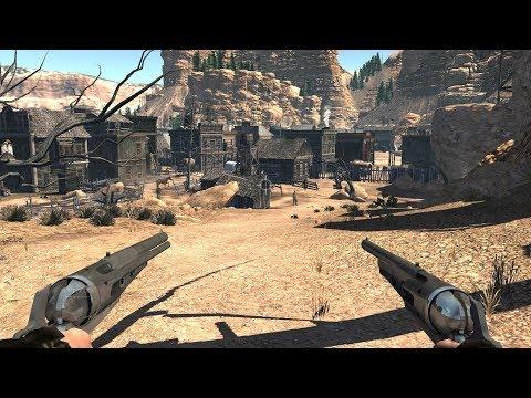 Очень Красивая Игра про Ковбоев и ДИКИЙ ЗАПАД ! Вестерн на ПК Call Of Juarez Bound In Blood