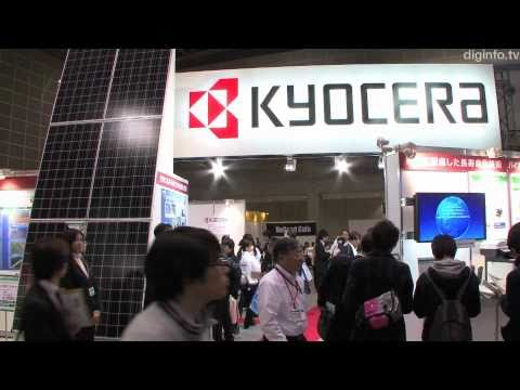 Kyocera Releases Solar Panel With Output of 238.1 W : DigInfo