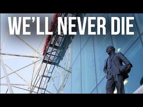 We'll Never Die | Munich 60th Anniversary | Manchester United's Busby Babes
