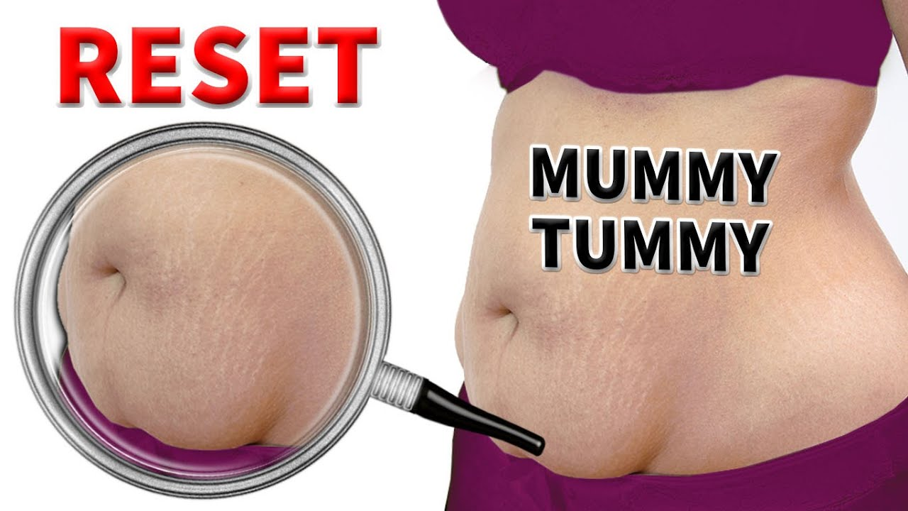 DO THIS AFTER NORMAL DELIVERY OR C-SECTION TO RESET MUMMY TUMMY