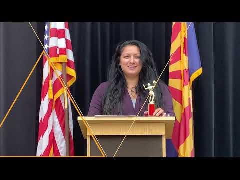 8th Grade Promotion Awards at Sahuaro Ranch Elementary School