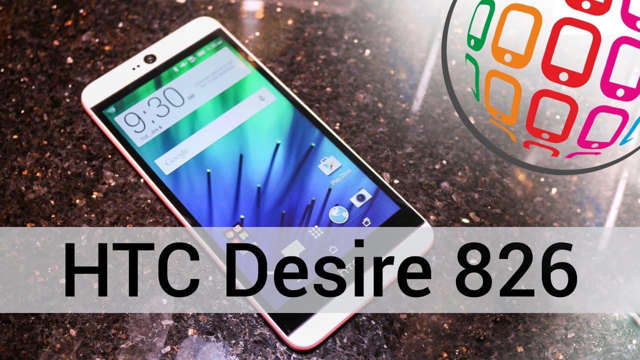 HTC Desire 820 - флагманская начинка по демократичной цене ◅ Quke .