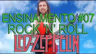 ensinamento 07 rock and roll led zeppelin