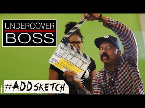 Undercover Boss w/ Russell Simmons Mp3