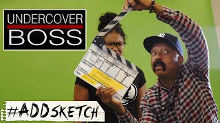 Undercover Boss w/ Russell Simmons