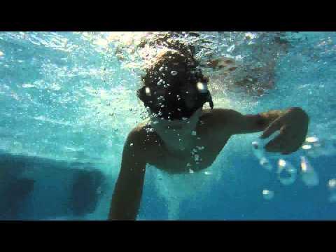 Giornata in piscina comunale a porto viro con gopro hero 2 - Piscina porto viro ...
