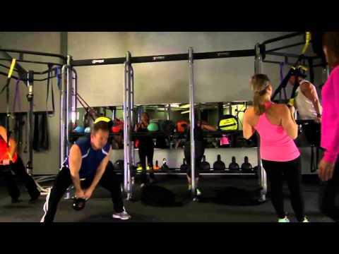 Xlab Group Fitness