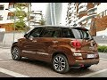 2019 Fiat 500X and 500L S-Design Tries Hard To Make The MPV Fashionable !