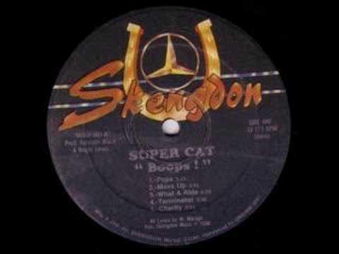 Supercat Jah Run Things