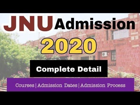 How to get Admission in Jnu 2020    Jawaharlal Nehru University    CLUSTERcareer