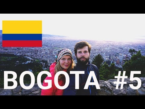 Colors everywhere   Bogota Colombia    From Cuba To Antarctica   English Subtitles