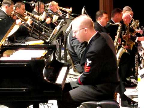 US Navy Band Commodores Play