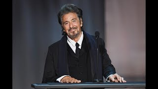 Al Pacino recalls memories of Diane Keaton