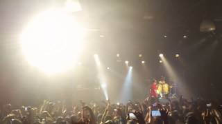 Cypress Hill - Insane in the Brain @Teatro Estudio Cavaret, Zapopan 2015