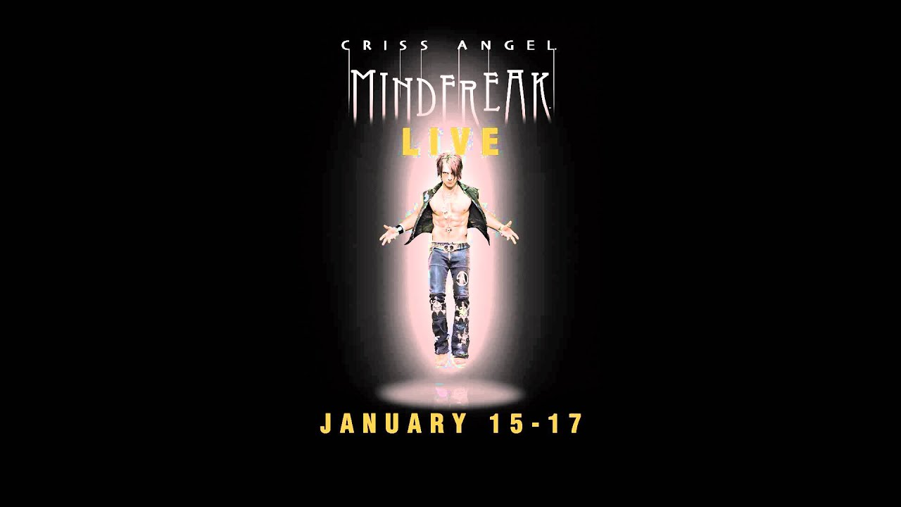 Criss angel discount coupons