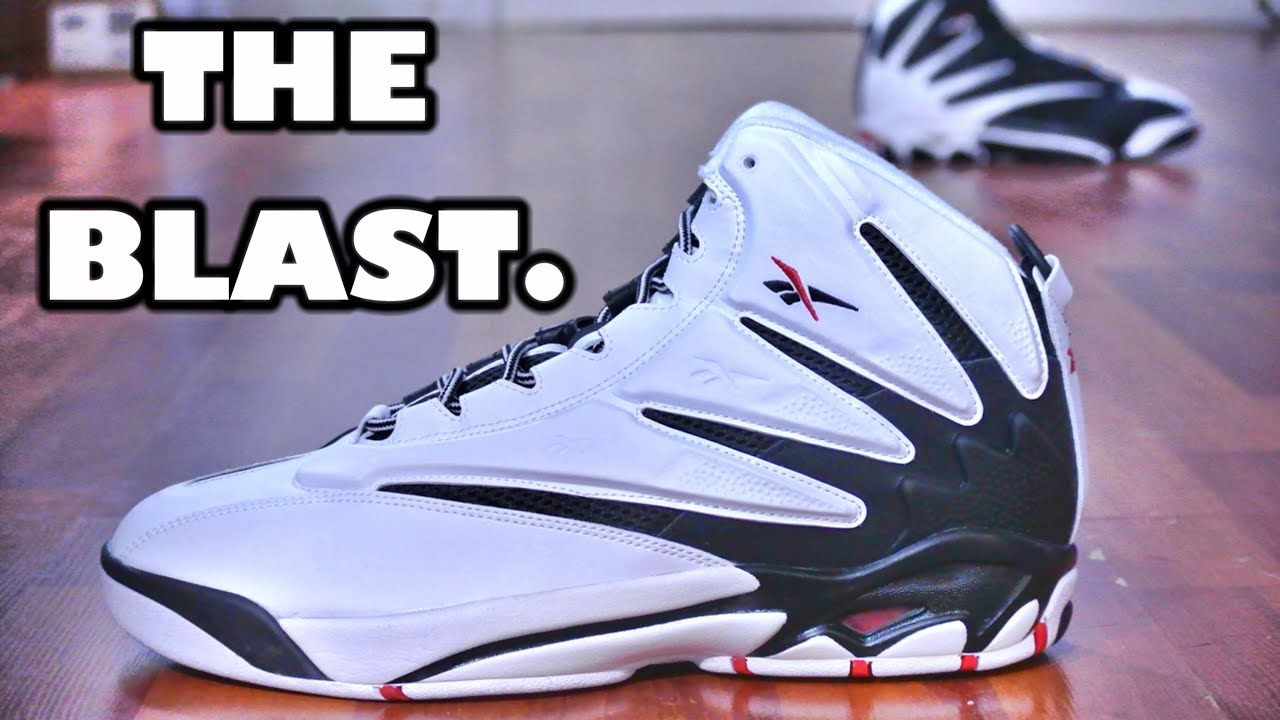 reebok the blast shoes