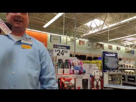 WMNF | Do Walmart workers really choose whether to work on