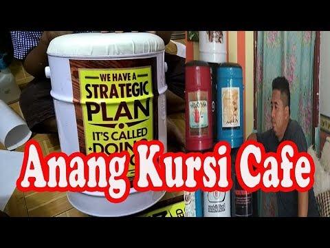 55 Gambar Kursi Dari Tong Cat HD