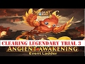 [Valiant Force] Clearing Ancient Awakening Legendary Trial 3 With No Event Units