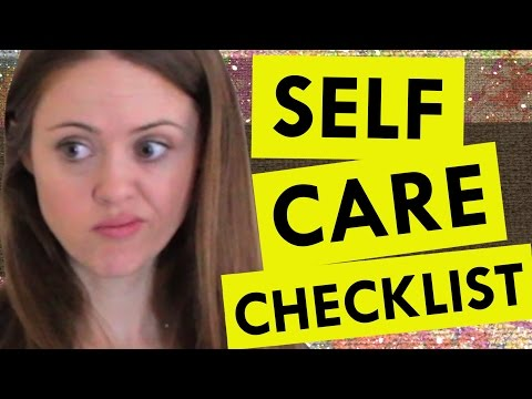 How to Self Care: The Ultimate Checklist