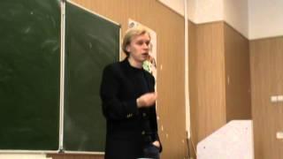 Психиатрия и патопсихология. Лекция Игнатия Журавлева
