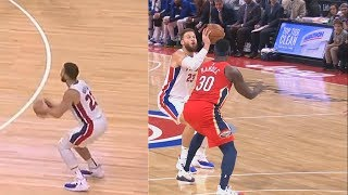 Blake Griffin Makes The Entire NBA Fear His 3 Point Shooting! Pelicans vs Pistons