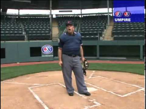 Umpire Uniform And Gear