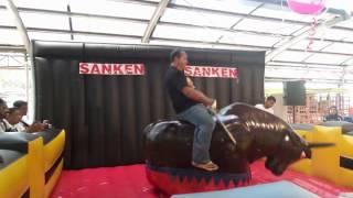 Sanken Bull Riding Games