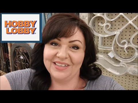 Hobby Lobby BOHO Shop with Me!