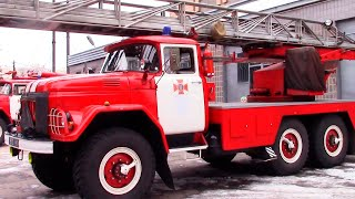 Пожарная Машина   Обзор Новой Спасательной Техники   Видео Для Детей   Tiki Taki Boys