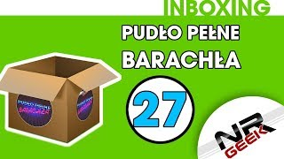 Pudło Pełne Barachła #27 - listopad 2018 - Inboxing #27