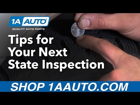 Tips on How to Pass State Inspection