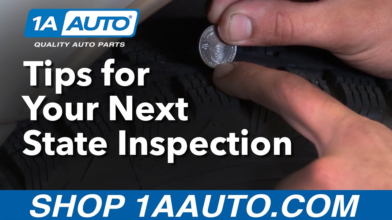 Do I need to pass inspection 60