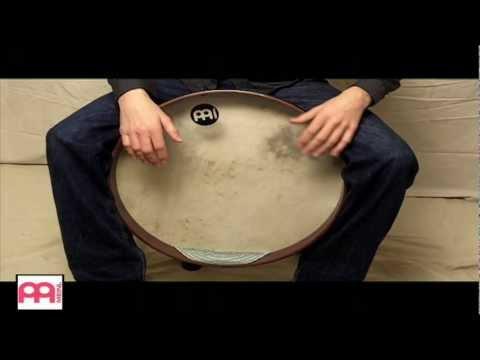"Fame Ocean Drum 16/"""