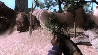 Farcry 2 (probleme graphic besoin d'aide)