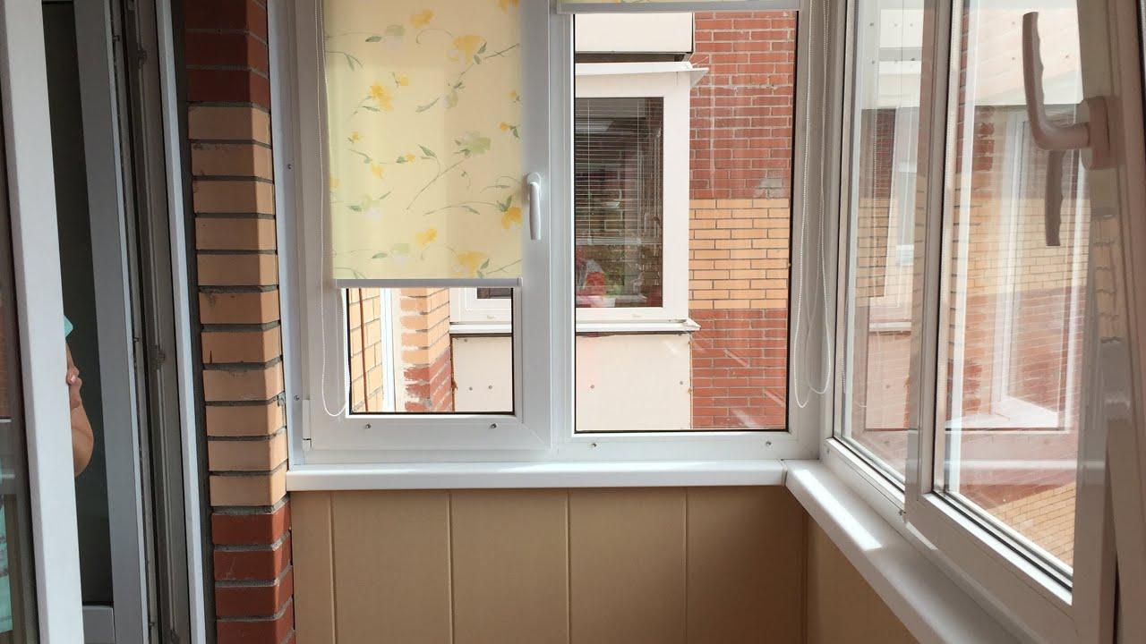 Остекление балконов и лоджий фото.
