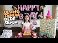 Kejutan di Ulang Tahun Dede Senja   Surprising Birthday Senja Firsta