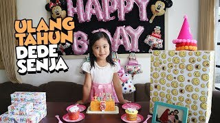 Video Kejutan di Ulang Tahun Dede Senja - Surprising Birthday Senja Firsta download MP3, 3GP, MP4, WEBM, AVI, FLV September 2018