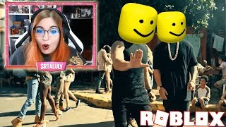 REACTING TO ROBLOX'S FUNNIEST MUSIC VIDEOS 6 😱