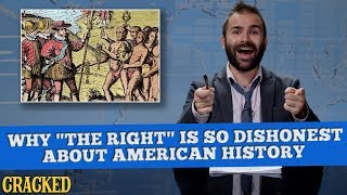 Why The Right Is So Dishonest About American History - Some News (Thanksgiving, Football) thumbnail