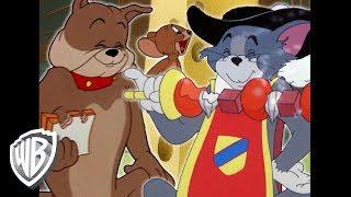 Tom y Jerry en Español Latino America | ¡Tom y Jerry encanta la comida! | WB Kids
