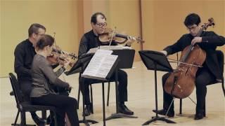 R. Murray Schafer Quartet No.4