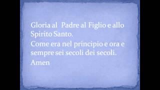 Preghiera a Sant'Antonio da Padova