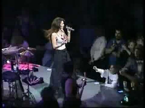Shania Twain - Thank You Baby - Live