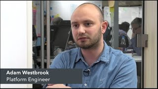 Platform engineer, Adam Westbrook, talks about his role at Co-op Digital